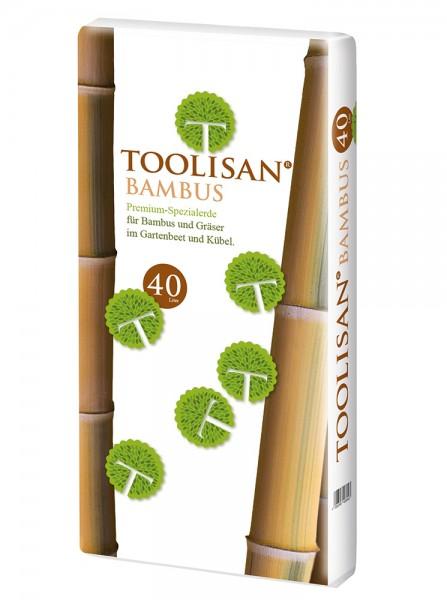 Bambuserde & Gräsererde Toolisan (40 l-Sack)*